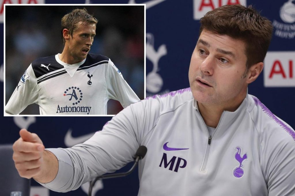 Mauricio-Pochettino-leaving-Tottenham-would-be-a-massive-gamble-says-Peter-Couch