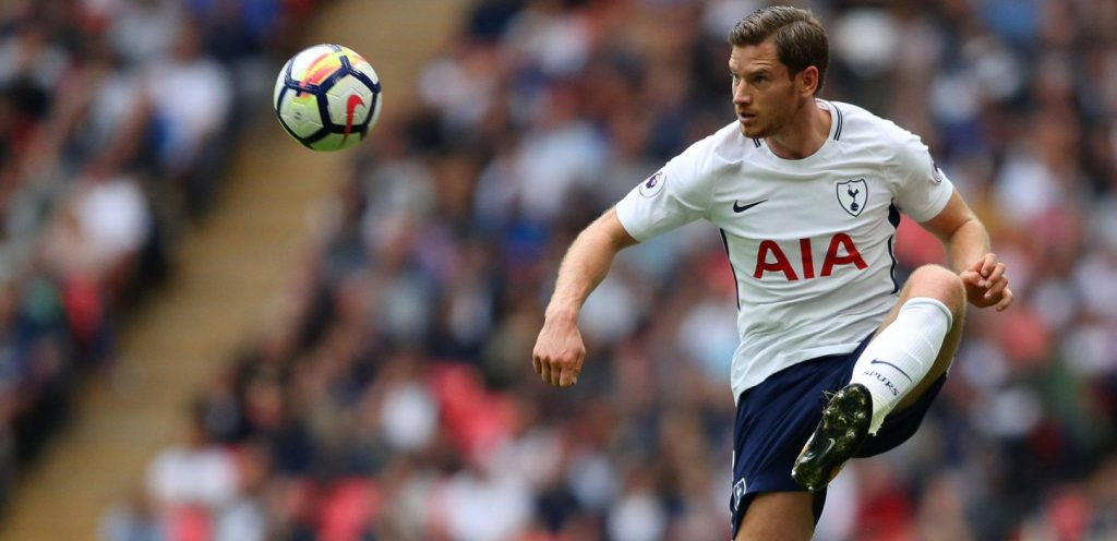Tottenham-Extend-Jan-Vertoghen's-Contract