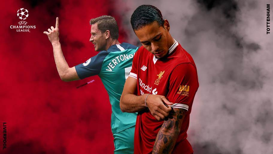 vertonghen_van_dijk_tottenham_liverpool_Champions_League