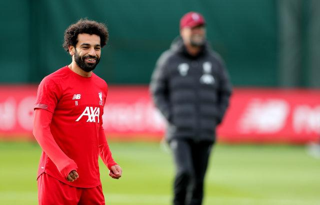 salah-liverpool-training