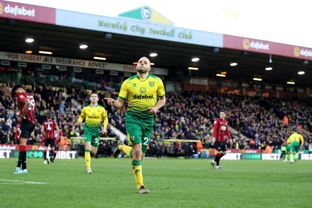 Norwich-City-v-AFC-Bournemouth-Pukki