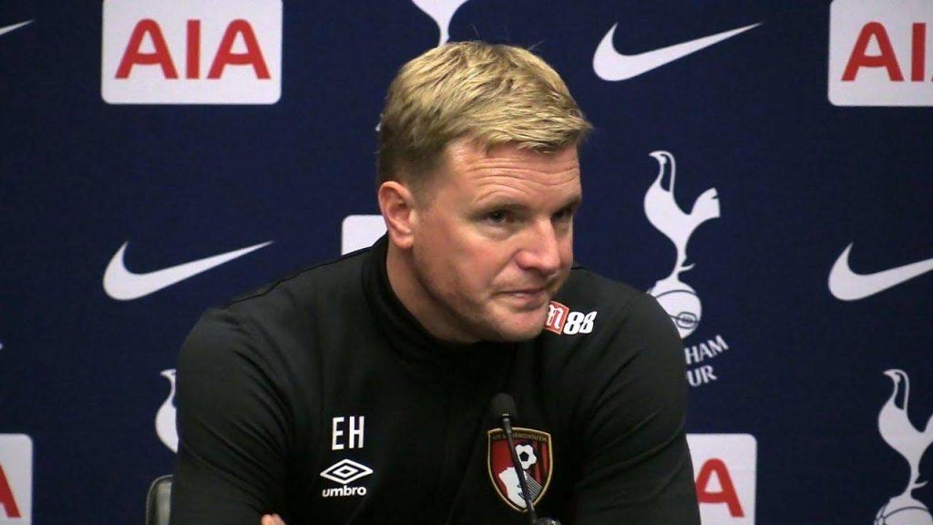 Eddie-Howe-on-Tottenham-hotspur