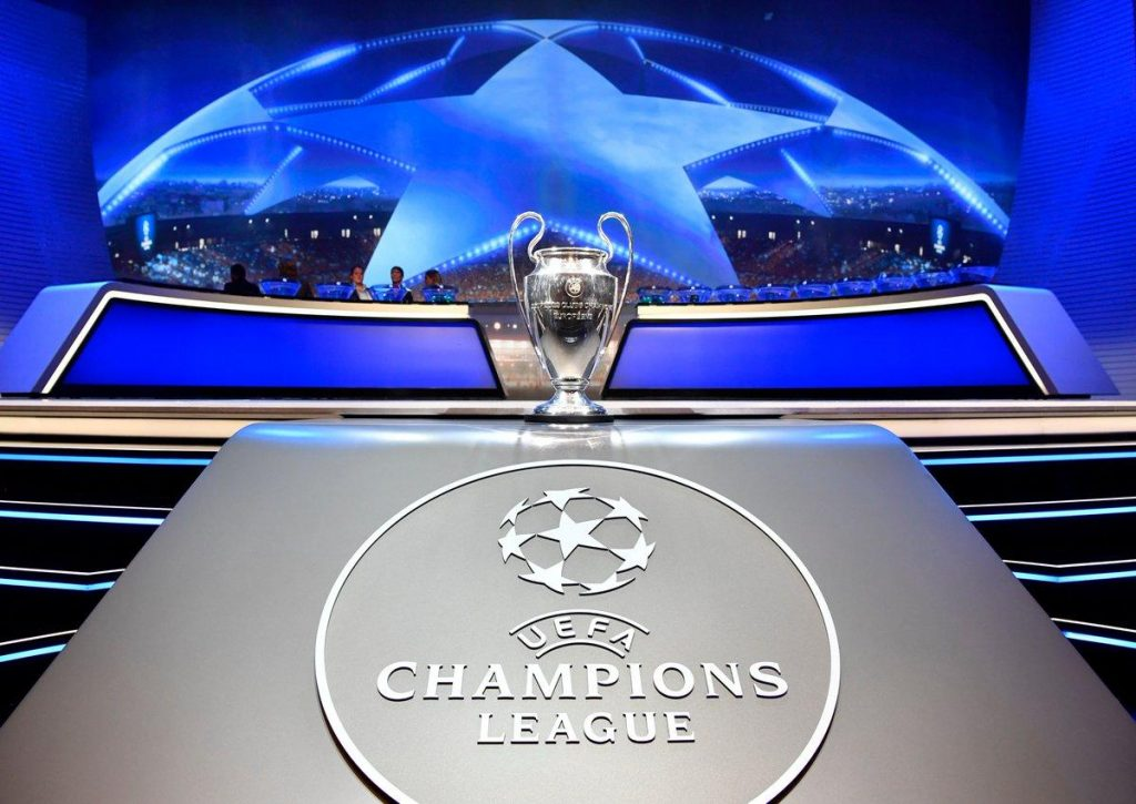 Tottenaham's-possible-opponents-in-Champions-League-round-of-16