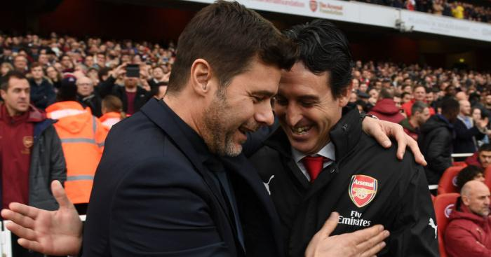 Unai-Emery-urges-Mauricio-Pochettino-to-reject-Manchester-United