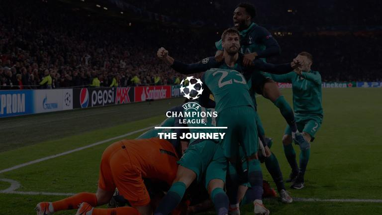 TOTTENHAM_CHAMPIONS_JOURNEY_CHAMPIONS_LEAGUE_2018_19