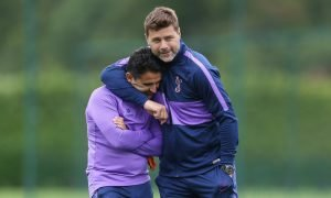 mauricio-pochettino-training