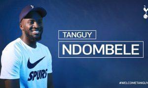 ndombele-tottenham-club-record-deal