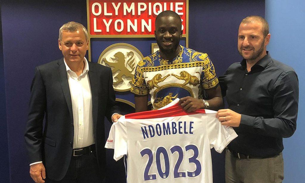 tanguy_ndombele_Lyon_Sign
