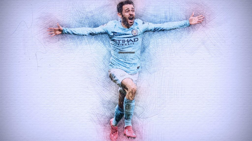 bernardo-silva-4k-manchester-city-wallpaper
