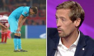 Tottenham-news-Olympiakos-Champions-League-Arsenal-Peter-Crouch