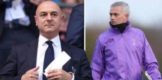 Daniel_Levy_Jose_Mourinho