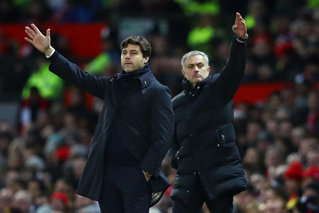 Jose_Mourinho_Mauricio_Pochettino_Tottenham_manager_replacement