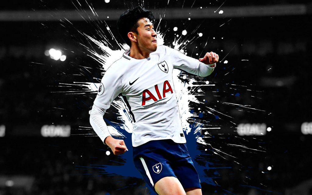 Son_Heung_Min_Tottenham_wallpaper