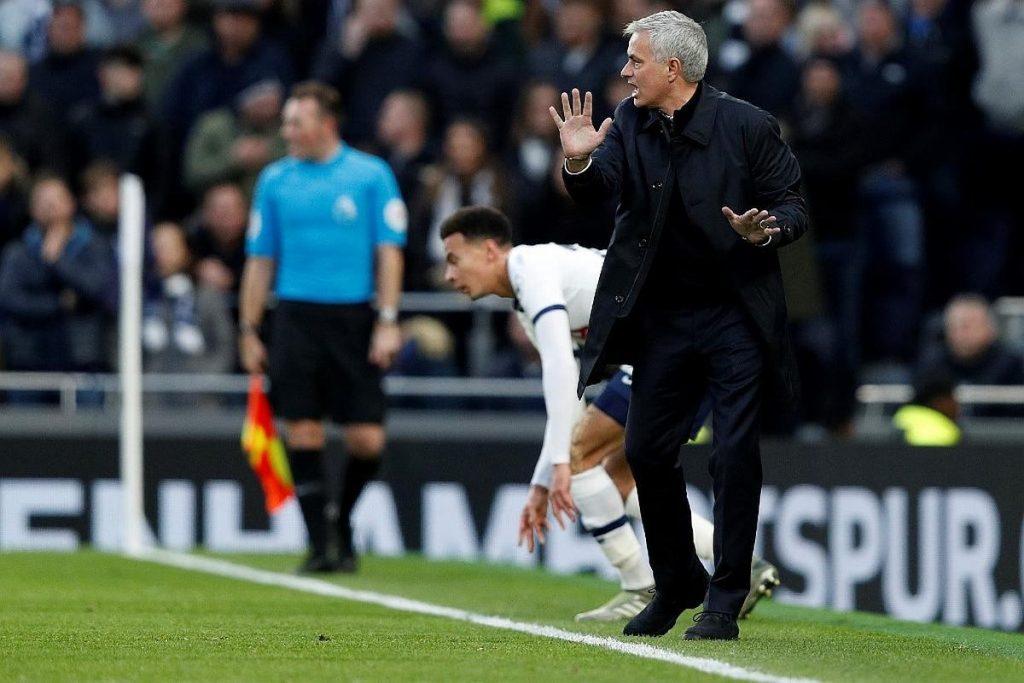 Tottenham-jose-mourinho