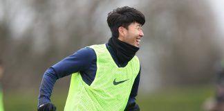 heung-min-son-training_tottenham-v-liverpool