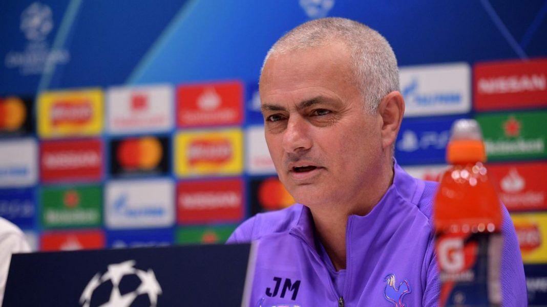 jose-mourinho-tottenham-champions-league