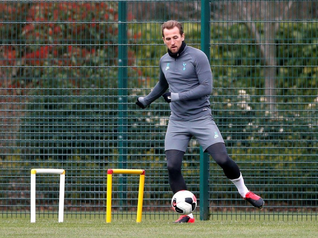 Harry-Kane_Champions-League-Tottenham-Hotspur-Training