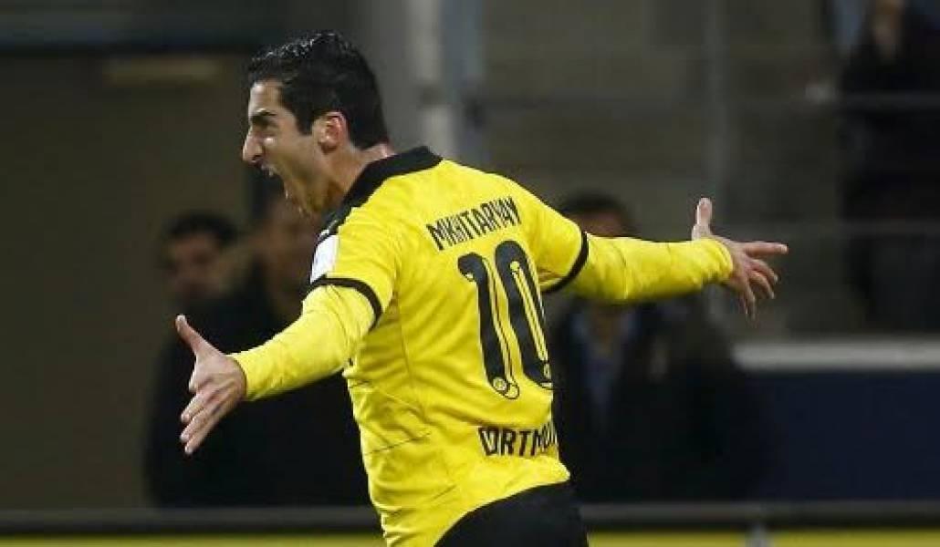 Henrikh_Mkhitaryan_Dortmund