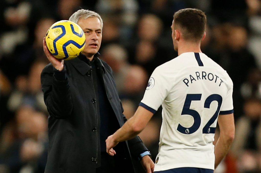 Jose_mourinho_Troy_Parrott