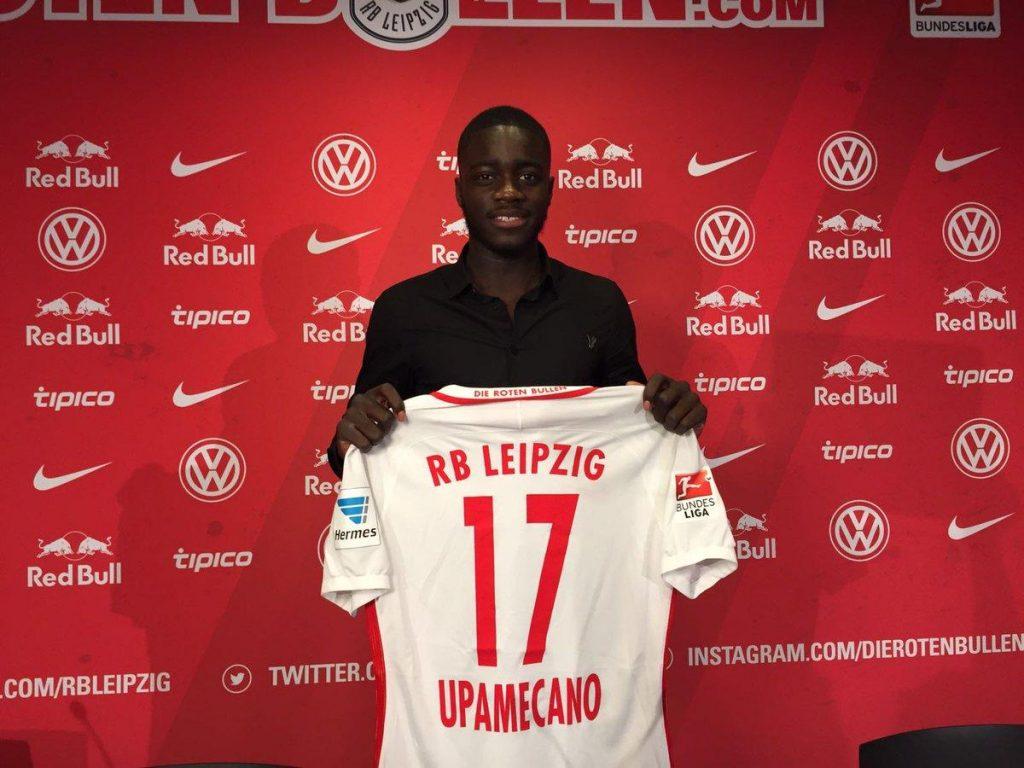 dayot-upamecano-leipzig-signing