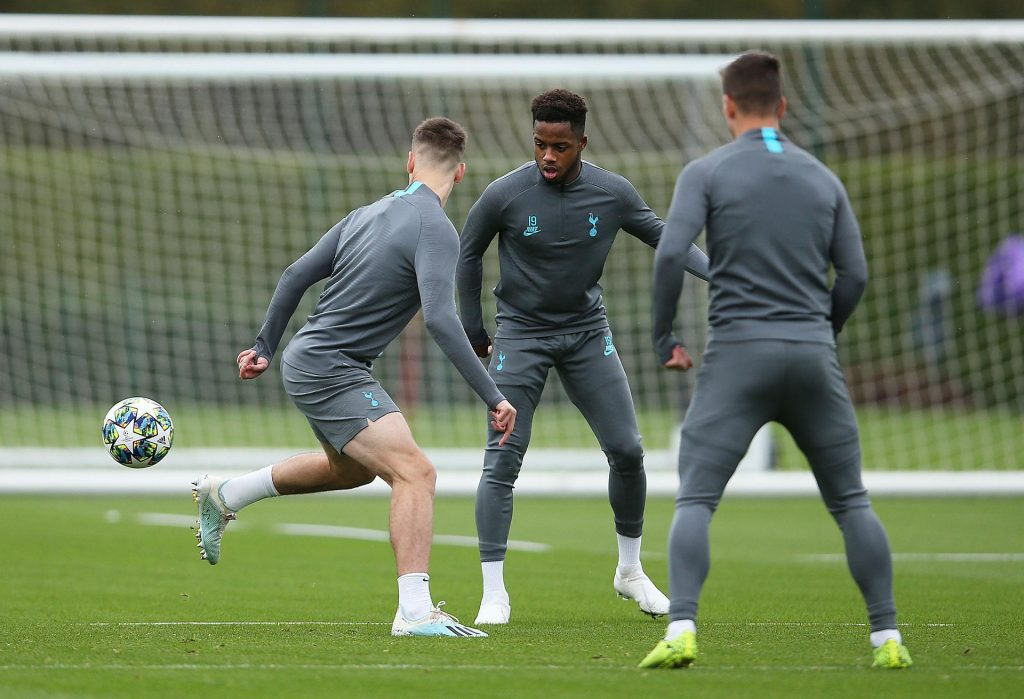 ryan_sessegnon_Tottenham_training