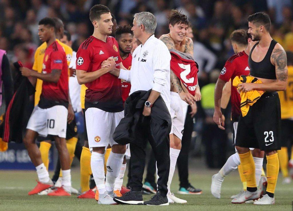 Mourinho plans to reunite with his former player Diogo Dalot