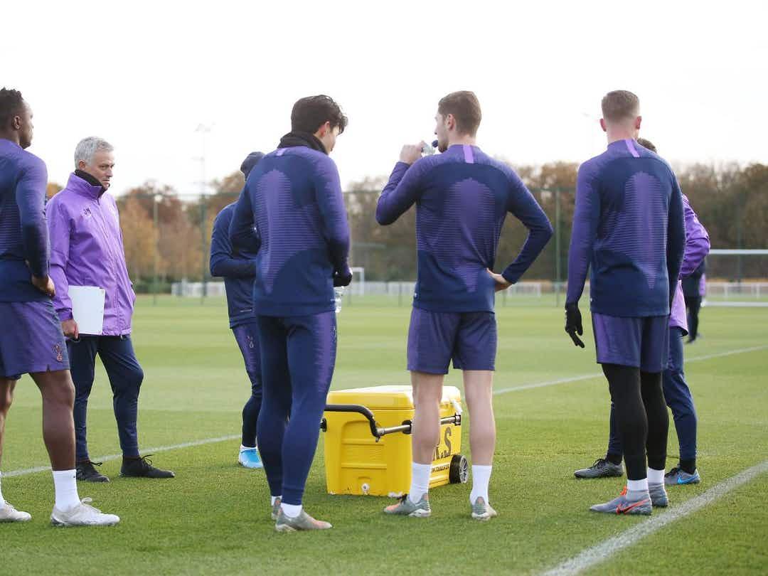 Jose-mourinho_Tottenham-Hotspur-Training-Session