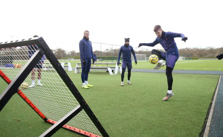 juan_foyth_Tottenham_training