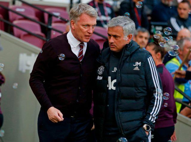 David_Moyes_Jose_Mourinho