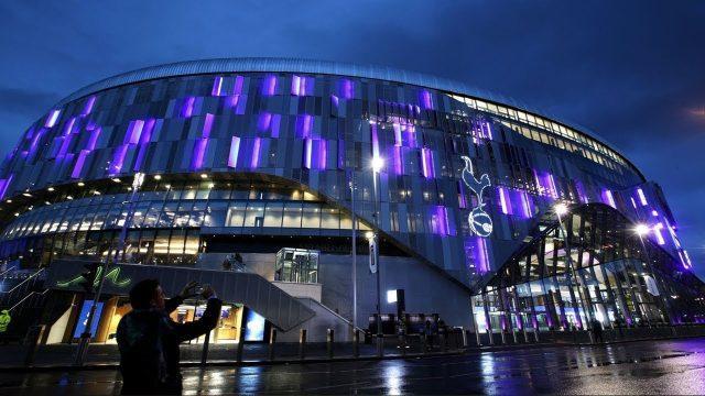 Spurs-Stadium