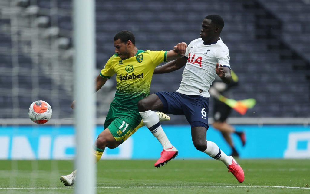 Tottenham-Norwich-Premier-League-friendly