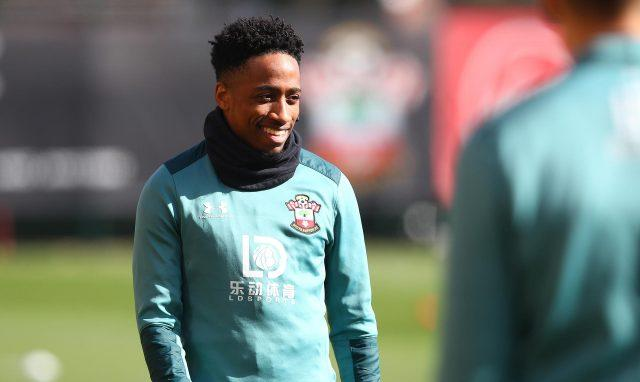 southampton-training-kyle-walker-peters