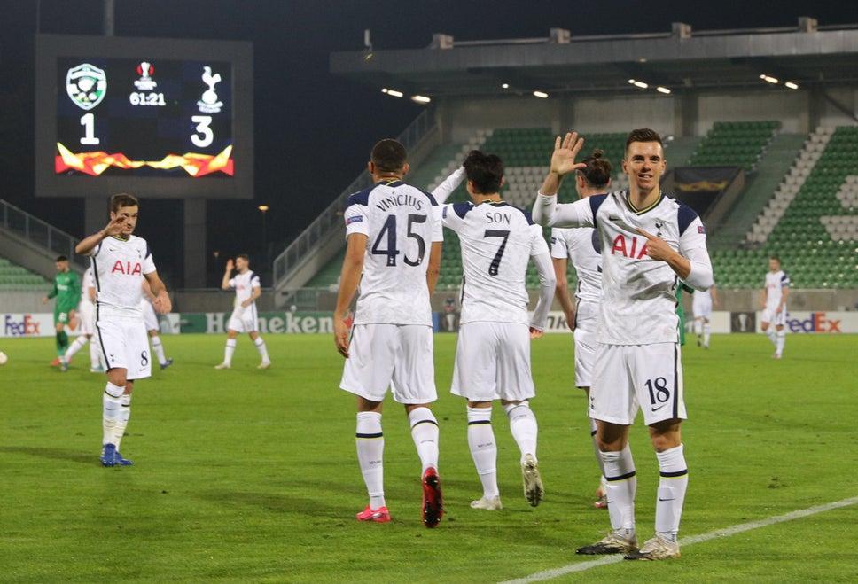 Tottenham Hotspur vs Ludogorets Razgrad: Preview | UEL 20/21