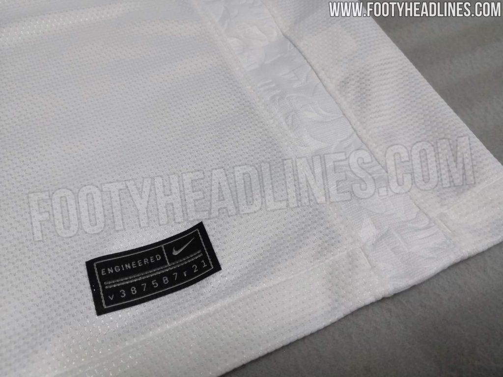 Tottenham Home Kit 2021 22 First Look Leaked
