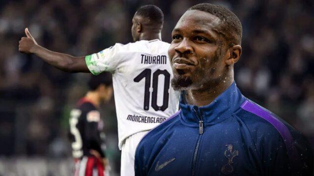 Marcus-Thuram-Tottenham