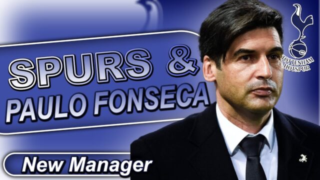 Spurs_Fornseca_Hire