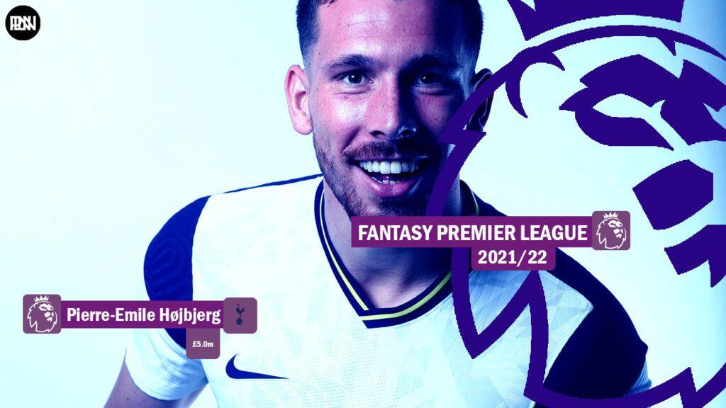 FPL-Pierre-Emile-Hojbjerg-Tottemham-hotspur-Fantasy-Premier-League-2021-22